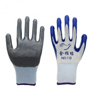 Dingqing Latex Dipped Gloves 1