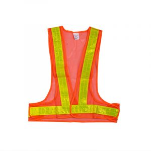 120g Elastic Wire Construction Site Vest (1)