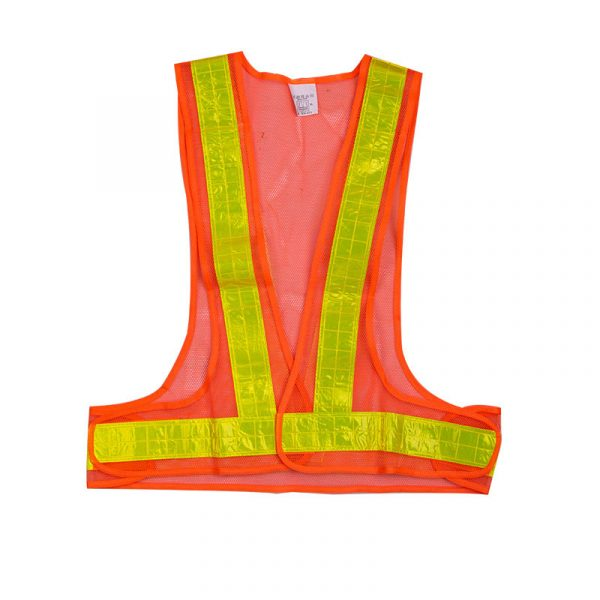 120g Elastic Wire Construction Site Vest (2)