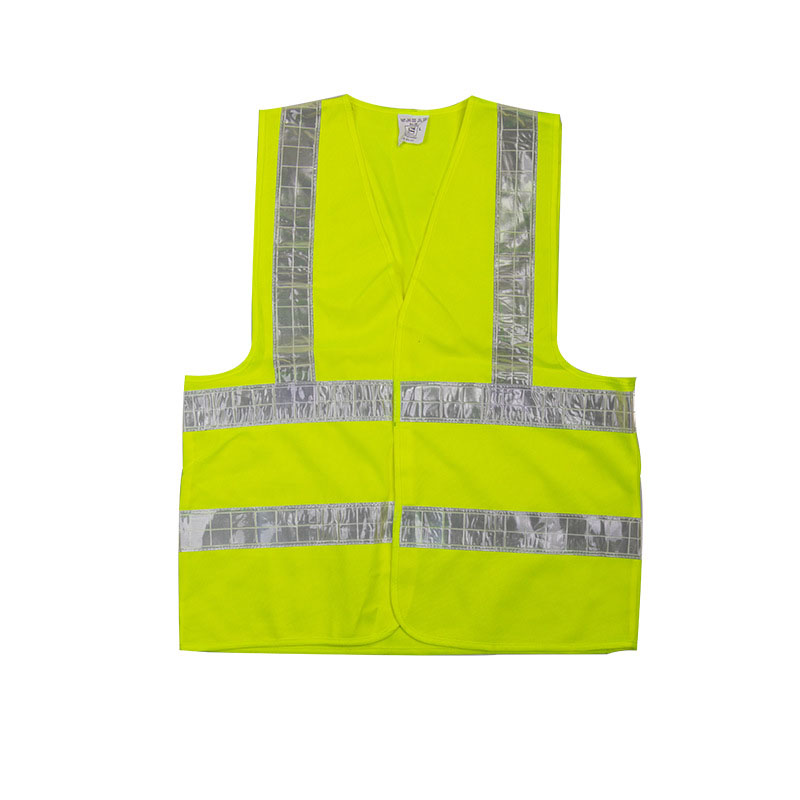 120g Knitted Fabric Low Elastic Wire Construction Vest