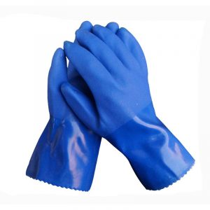 Acid and alkali latex cleaning gloves (2)