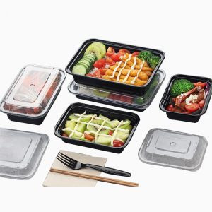 American Frosted Plastic Lunch Box (4)