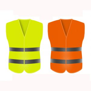 Customizable Reflective Vest Jersey (1)