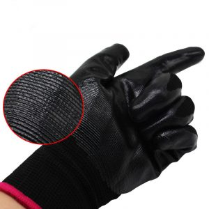 Ding Qing 13-pin protective wear-resistant gloves (4)