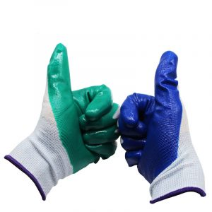 Ding Qing breathable thick latex gloves (3)