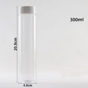 Disposable Food Grade PET Beverage Bottle (2)