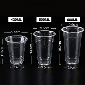 Disposable PP Transparent Cup (3)