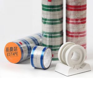 Disposable Portable Easy-Tear Sealing Tape (2)