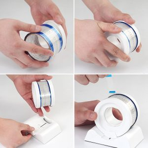 Disposable Portable Easy-Tear Sealing Tape (3)