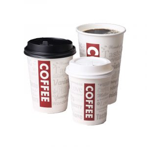 Disposable coffee cup (1)