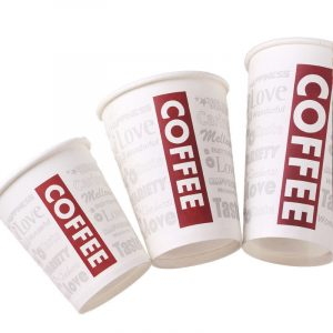 Disposable coffee cup (3)