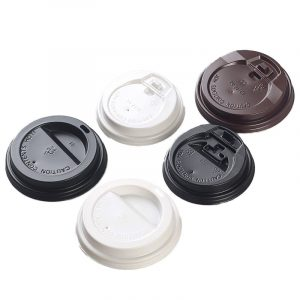 Disposable coffee cup lid (1)