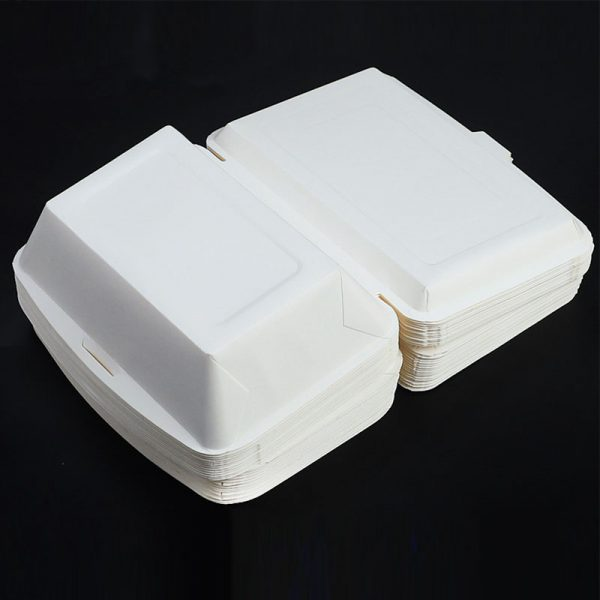Disposable paper rice box5