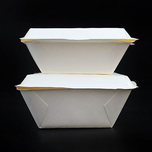 Disposable paper rice box7