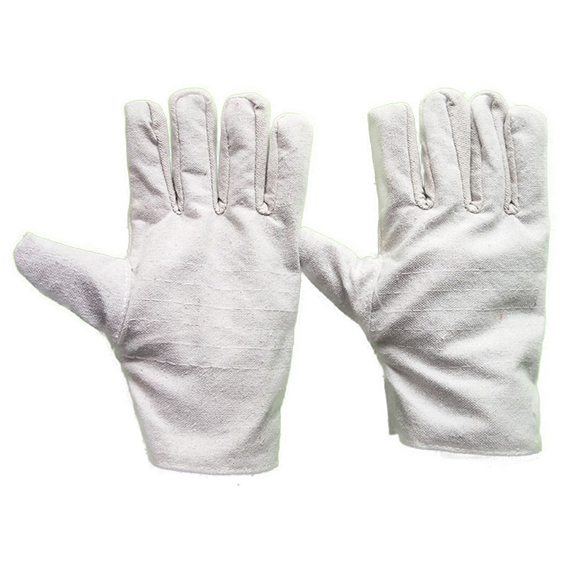 Double-layer wear-resistant canvas gloves (2)