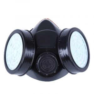 HYM-6001 (Windproof) Parallel Bars Gas Mask (3)