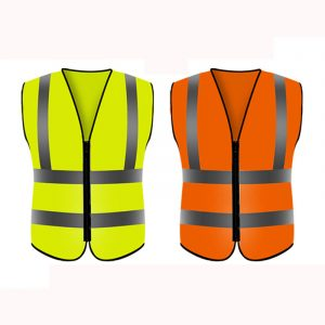 Knitted Cloth Safety Vest (1)