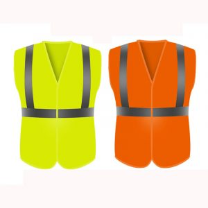 Knitted Reflective Vest (1)