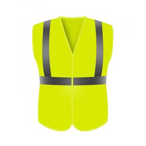Knitted Reflective Vest (2)