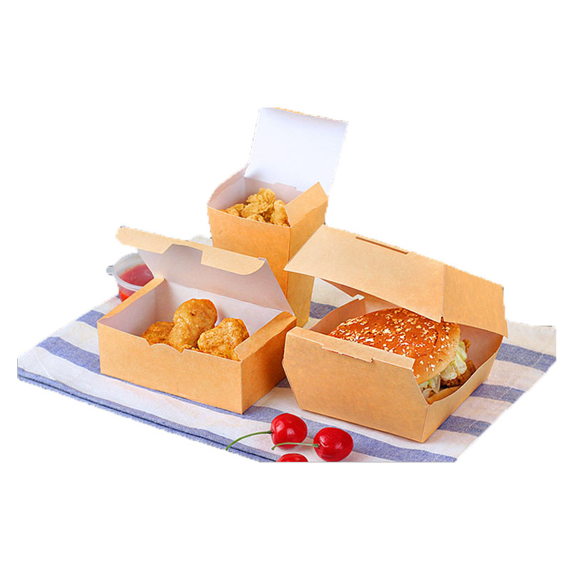 Kraft Hamburger Chicken Rice Box (1)