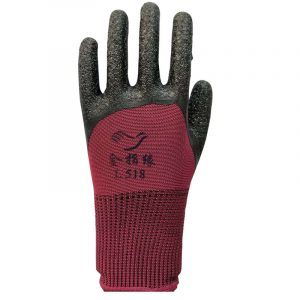 Non-slip wear-resistant nylon wrinkle gloves (3)