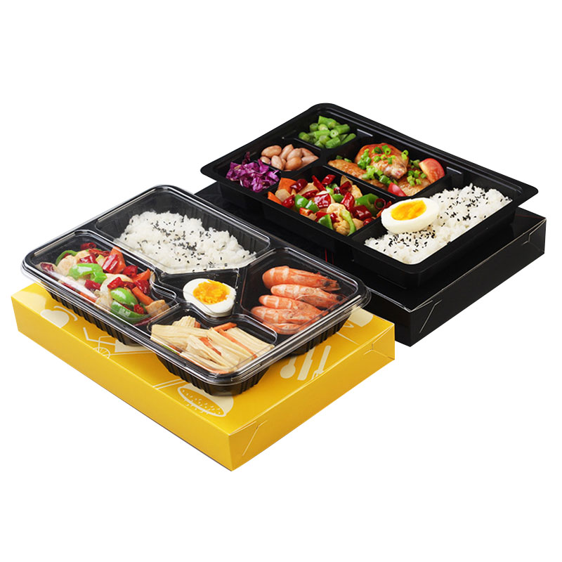 One-Time Multi-Dimension Lunch Box Set (6)