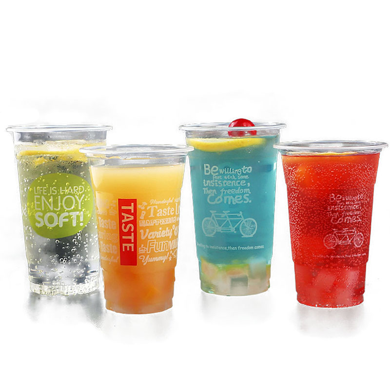 PP Disposable Transparent Plastic Cup (13)
