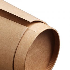 Pure cow card double-layer coffee paper cup (7)