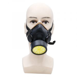 Single Canister Respirator (4)