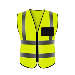 Two Horizontal And Two Vertical Reflective Vests (2)