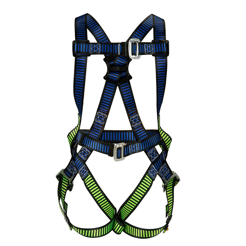 5-point high-altitude fall protection seat belt (2)