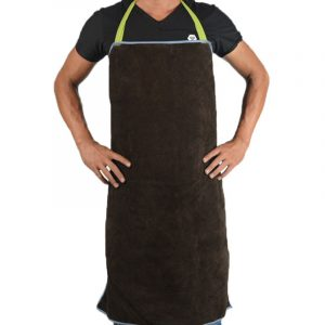 7090 Full Leather Cowhide Apron (1)