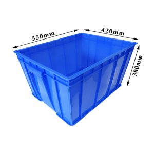 A8# Turnover Box Thickened Without Cover