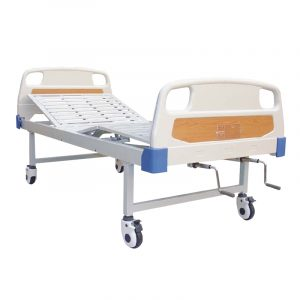 ABS medical double-shake multifunctional bed (2)