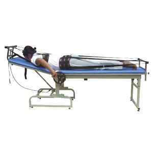 B03 cervical and lumbar traction bed (2)