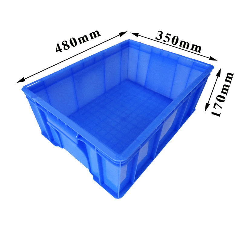 B5# Turnover Box Without Cover Plastic Basket