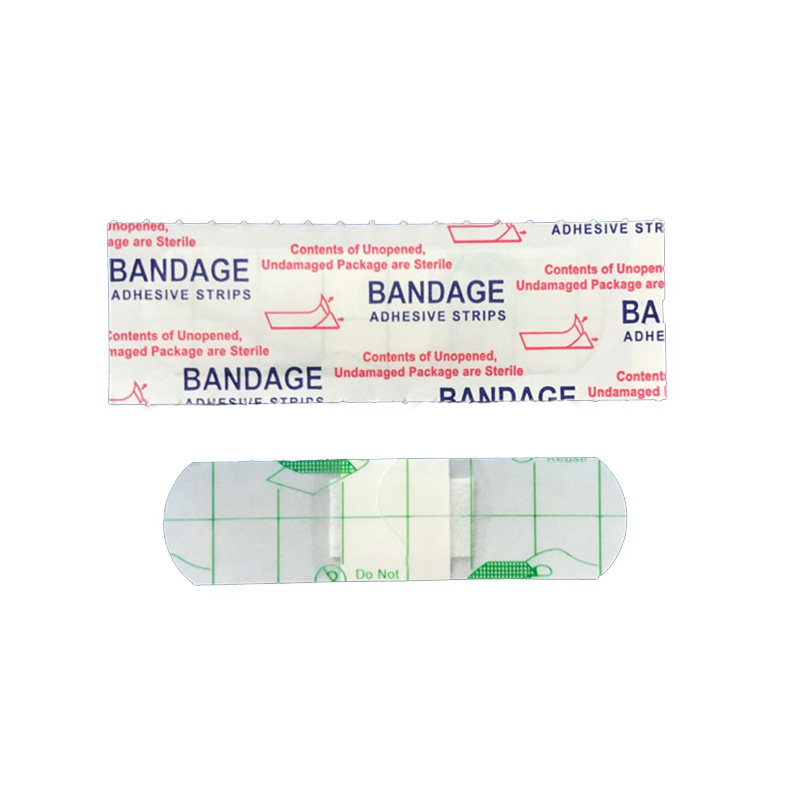 Breathable Transparent Wound Hemostatic Band-Aid