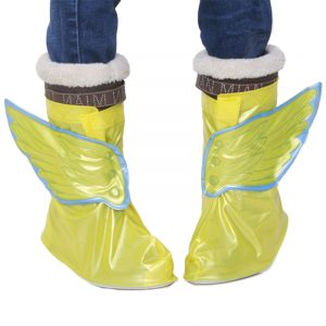 Children's Fashion Wings Shoe Cover (1)