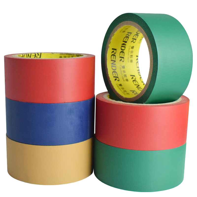 Colorful easy to tear packaging tape 45MM (1)