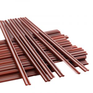 Disposable Double-Hole Hot Drink Straw (3)