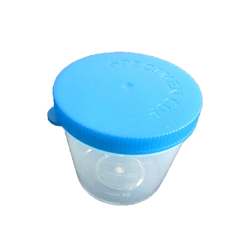 Disposable plastic sample cup (2)