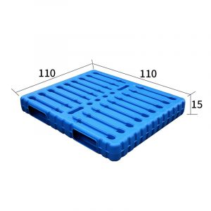 Double-Sided Flat Blow Plastic Tray (1)