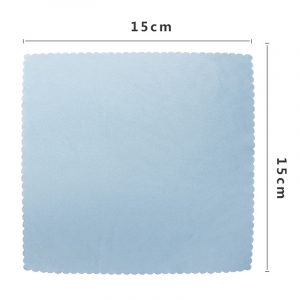 Dust Removal Ultra-Fine Glasses Cleaning Cloth (2)