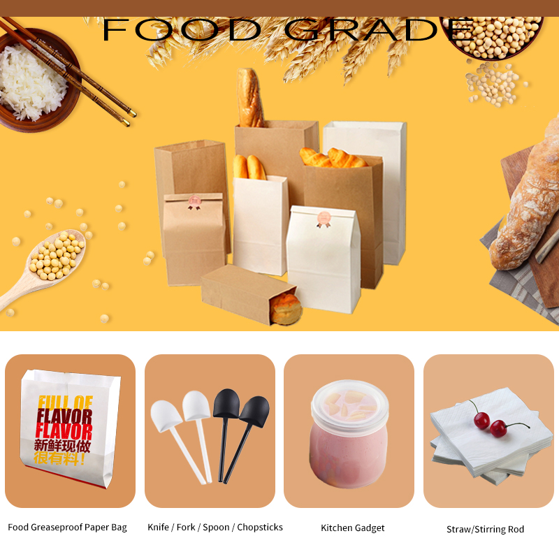 Extripod Food Take Away Series Detail Page