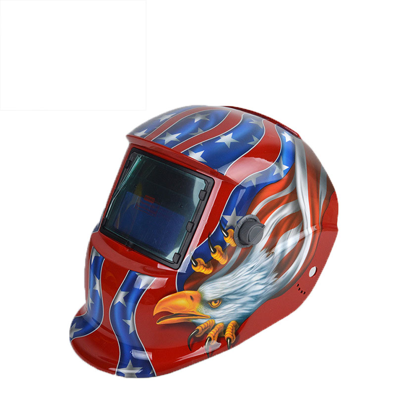 High temperature shading welding mask