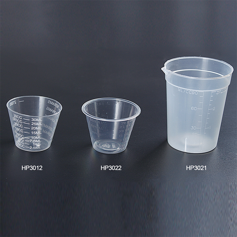 Medical measuring cup
