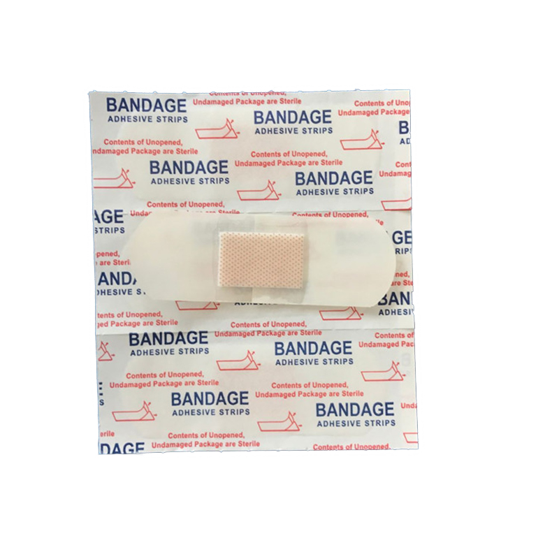 PE Transparent Waterproof And Breathable Band-Aid