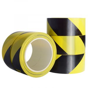 PVC strong adhesion warning tape 22M (1)