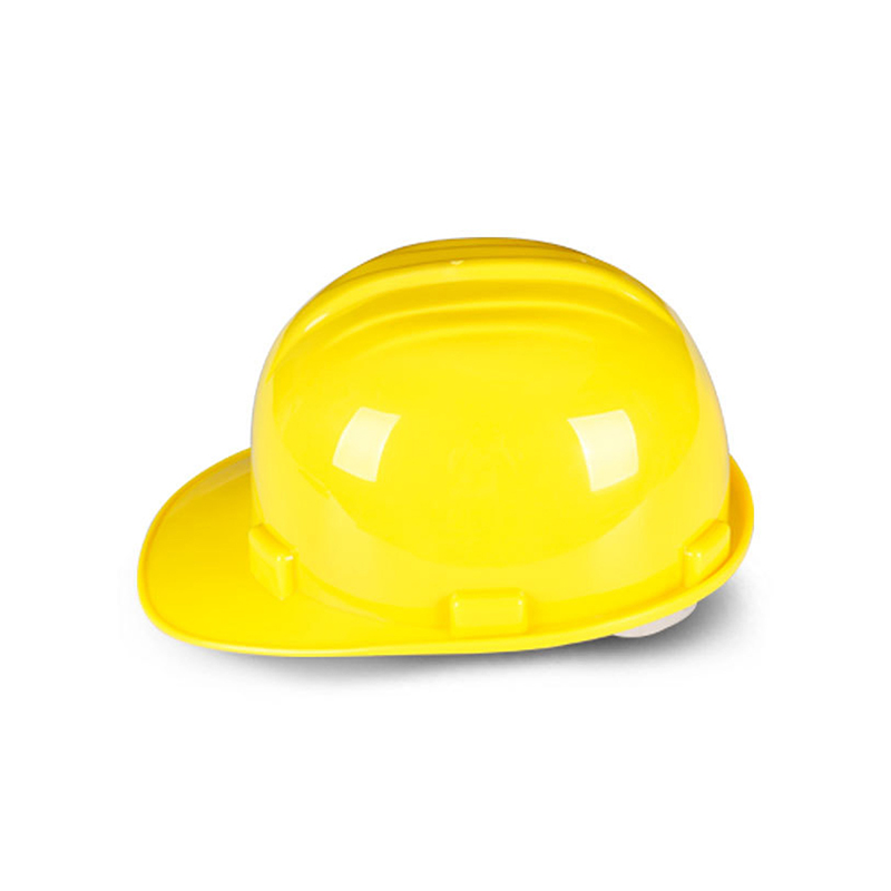 Plastic site safety helmet (1)
