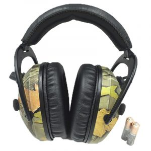 Protective noise reduction pickup electronic earmuffs (1)